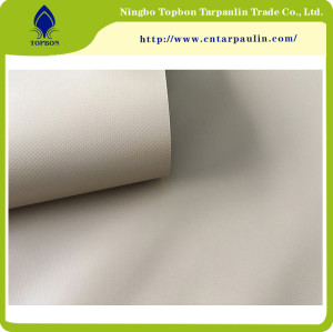 PVC Vinyl Coated Polyester Tarpaulin for Roll up door TOP031