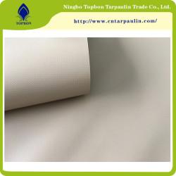 PVC Vinyl Coated Polyester Tarpaulin for Roll up door TOP031