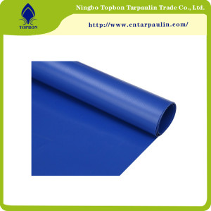 High quality pvc fabric for lifting folding door for warehouse TOP027