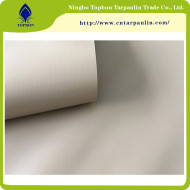 PVC coated fast roll-up fabric door material TOP025