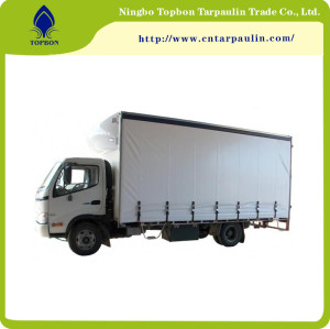 PVC Tarpaulin Side Curtain for Trailer TOP028