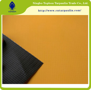 Vinyl tarpaulin for flexible ventilation duct TOP051