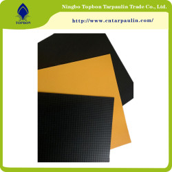 PVC coated fabric used for dustbin ventilating duct TOP048
