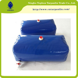 inflatable water tank pvc tarpaulin TOP054