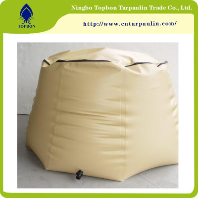 Durable And Flexible PVC Inflatable Water Storage Tanks TOP055
