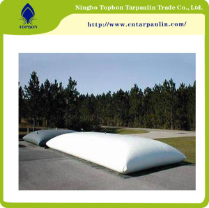 China PVC coating fabric,pvc material water tank oil tanks TOP058