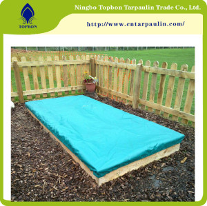 Multipurpose Waterproof Plain PVC Coated PVC Tarpaulin TOP995