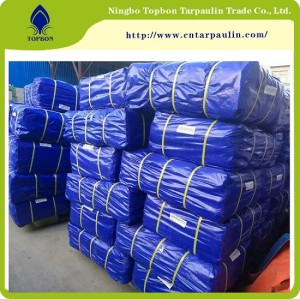 Durable Coated PE Tarpaulin, PE Tarpaulin Roll