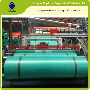 High Quality Pe Tarpaulin/plastic Sheet For Sale
