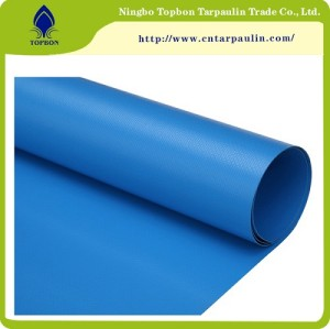 Resistance to low temperature of tarpaulin