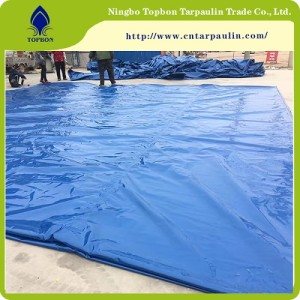High temperature resistant of tarpaulin