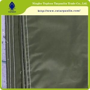Long service life of tarpaulin