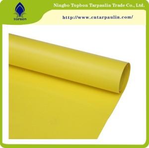 blue poly tarp polyester vinyl fabric