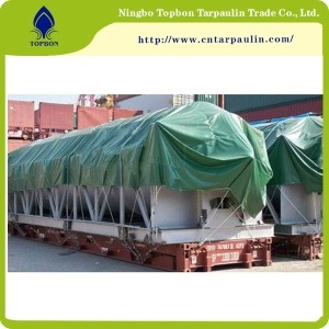 High Strength PVC Tarpaulin for Cover Tarpaulin Manufacturers