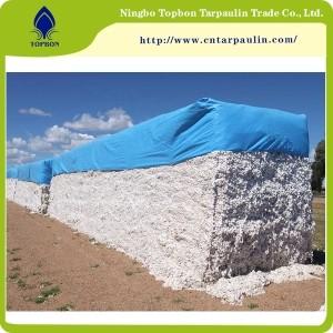 22oz Blue Camping Tarpulin Canvas Tarpaulin for Goods