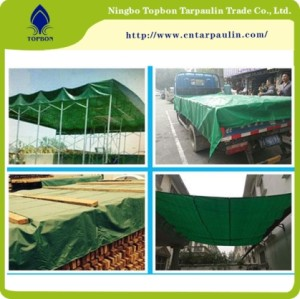 Trailer Cover Box Cover PVC Laminated Tarpaulin Polyester Fabric