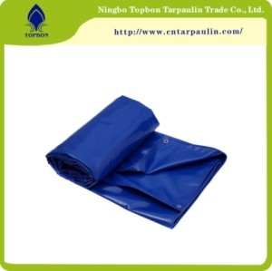 Factory Price PVC Coated Fabrics Tarpaulin for PVC Cover Goods
