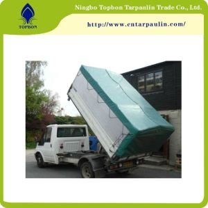 550gsm duck green tarpaulin truvk covers