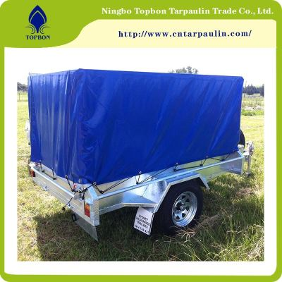 22oz duck blue tarps truvk covers manufacturer