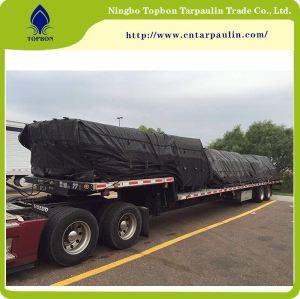black 600gsm truck tarpaulin manufacturer