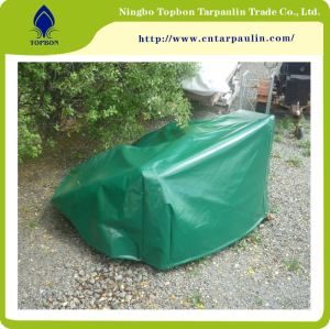 green 600gsm outdoor pvc tarpaulin