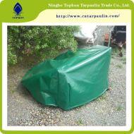 green 600gsm outdoor pvc tarpaulin