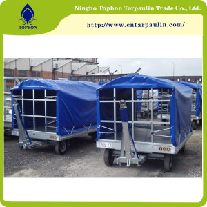 vinyl tarpaulin custom-made for car