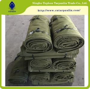 500gsm canvas tarpaulin heavy duty tarps