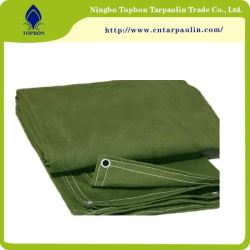 Olive 600gsm tarpaulin covers goods