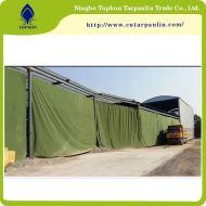canvas tarpaulins for farms Door curtain
