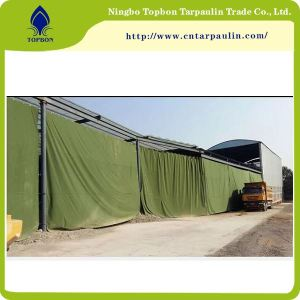 canvas tarpaulins for farms Door curtain