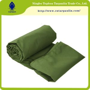550gsm green hay tarps waterproof fabric