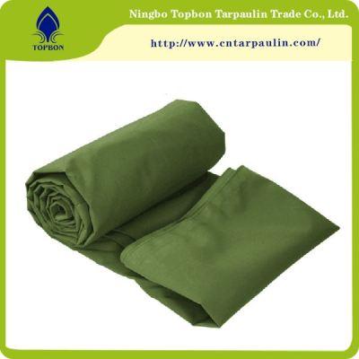 550gsm green hay tarps waterproof fabric