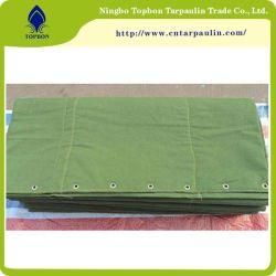 Military cotton canvas tarpaulin