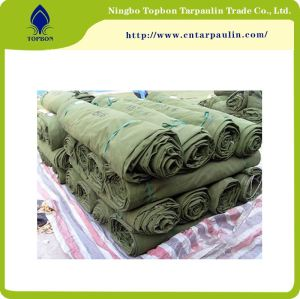 Poly Cotton Canvas Waterproof tarps Family Tent