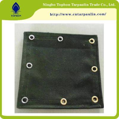 Canvas Tarp 16 Oz Extra Heavy Duty Tarpaulin Water Resistant