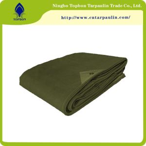17oz Coating Canvas Tarpaulin
