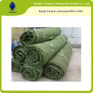 Waterproof Canvas Tarps Fabric, Cotton Canvas Tarpaulin for Tent, Covers