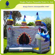 0.48mm tela inflable for inflable juegos lona China