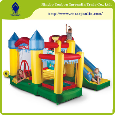 550gsm airtight fabric canvas tarpaulin,tela inflable for water park material