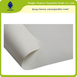 high quality PTFE white coated fiberglass tensile structure architecture membrane