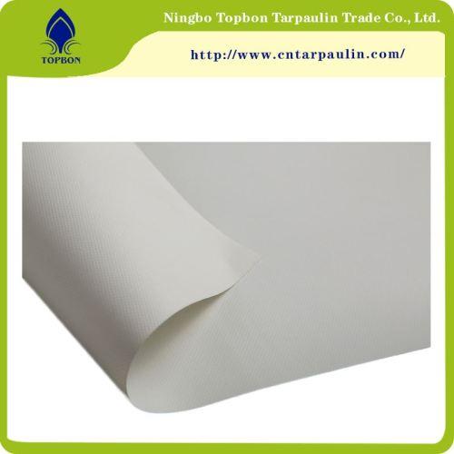 high quality PTFE white coated fiberglass tensile structure architecture membrane