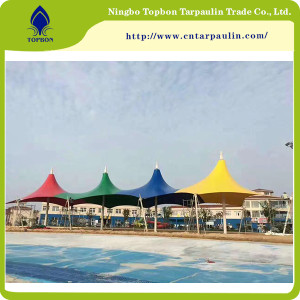 900gsm high quality ptfe waterproof breathable architectural membrane
