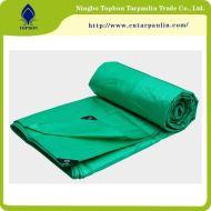 plastic hay tarps 200gsm covers