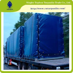 blue 600gsm truck cover