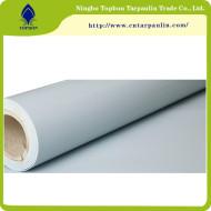 white 550GSM PVC coated fabric