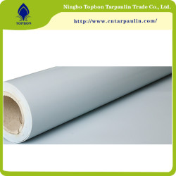 white 550GSM PVC coated fabric