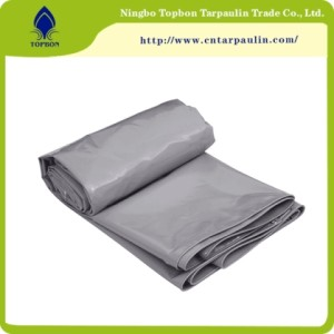 Gray pvc tarpaulin covers