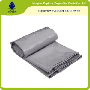 Gray pvc tarpaulin covers