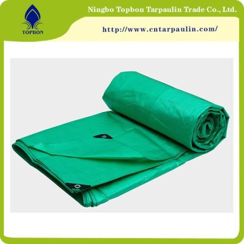 green 200gsm tarpaulin for truck cover